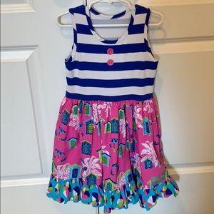 Eleanor Rose beach dress